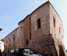 Castillo de Geldo .Castellon .Spain .