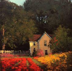 """Romona Youngquist - """"Hidden Garden"""""""