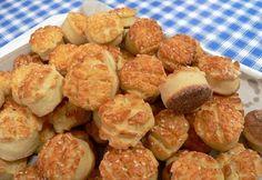 Juhtúrós pogácsa recept Curry, Ethnic Recipes, Food, Curries, Essen, Meals, Yemek, Eten