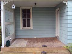 MY porch, aka the back porch.