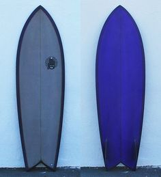 Classic Fish - STEAMSHIP SURFBOARDS - OFF TRACK & ON POINT