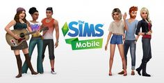 The Sims Mobile new opus of the saga for iOS and Android Android iOS The Sims Mobile