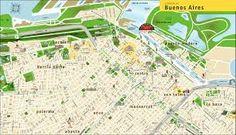mapa museo de los nños buenos aires - Buscar con Google