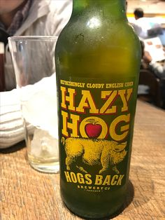 Hogs Back Brewery Co. - Hazy Hog