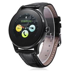 >> Click to Buy << Original Muti-function Cool K88H Bluetooth 4.0 Smart Watch Heart Rate Monitor MTK2502 Gesture Control Wristwatch #Affiliate