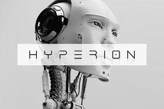 Hyperion Typeface by Tugcu Design Co. on @creativemarket