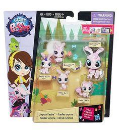 Littlest Pet Shop Surprise Families Mini Pet Pack (Bunnies)