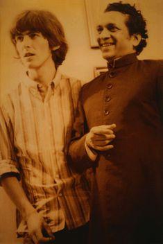 HariSongs : History - George and Ravi, 1965.
