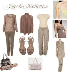 """Zyla Colors for Yoga and Meditation"" by thewildpapillon ❤ liked on Polyvore"
