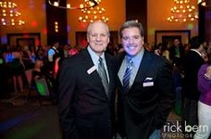 CEO Robert McBurney and host Doug Meehan at Shimmer and Shine: Stepping Out To Cure MS 2011