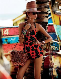 Vogue Japan : Ill Be At The Beach