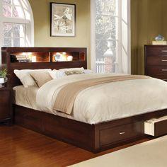Hokku Designs Vivaldo Storage Platform Bed & Reviews   Wayfair