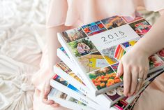 Blurb Photo Book Review: Our Annual Yearbooks - Boston Family Photographer   Kate L Photography Family Yearbook, Yearbook Photos, Family Posing, Family Pictures, Family Portraits, Blurb Photo Book, Photo Books, Photo Book Reviews, Scrapbook Organization