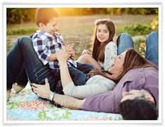 family picture ideas - like the sun