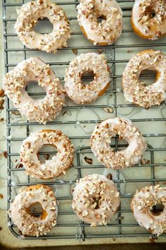Check out what I found on the Paula Deen Network! Sweet Potato Doughnuts with Maple Icing http://www.pauladeen.com/recipes/recipe_view/sweet_potato_doughnuts_with_maple_icing