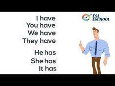Have & Has | Basic English