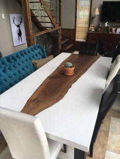 BANQUETTE MERIDIAN - B-671 - TABLE KÉNOGAMI #meridian #surmesure #lusine #banquette #b671 #kenogami
