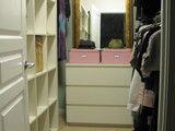 Modern Atlanta House Tour/Becky Harris - modern - closet - atlanta
