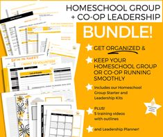 Homeschool Mastery Academy Homeschool Group & Co-op Leadership Training Bundle Leadership Coaching, Leadership Development, Leadership Quotes, Coaching Quotes, Professional Development, Sign In Sheet, Life Coach Training, Curriculum Design, Group Activities