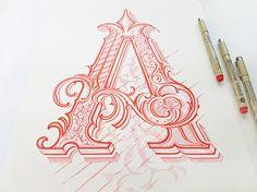 Hand Lettering Overdose   Abduzeedo Design Inspiration