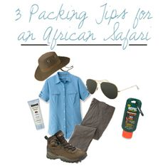 Click here for our 3 packing tips for an African safari vacation: http://www.livethemagicofafrica.com/a-visual-packing-guide-for-your-african-safari-vacation