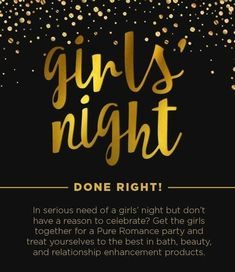 Looking to host a super fun, girls's night in? Pure Romance Party, Romance Tips, Event Planning Checklist, Event Planning Business, Business Tips, Ladies Night Party, Girls Night, Pure Romance Consultant, Passion Parties