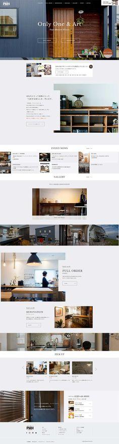Web Japan, Web Portfolio, Interior Decorating, Interior Design, Web Inspiration, Site Design, Simple Designs, Real Estate, Layout
