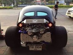 Vw de Batman...: