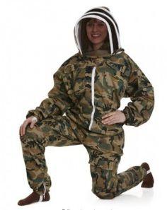child beekeeper suit