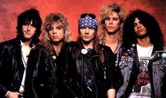 Los rumores de reunión de la formación original de Guns n' Roses, vuelven esta vez con mas fuerza que nunca.