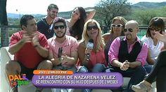 """Nazarena Vélez habló con Dale la tarde. Entre los temas que tocó la vedette y productora teatral, se encontraron la situación con su hijo Gonzalo y la actualidad de su espectáculo """"Los Grimaldi""""."""