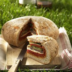 Picnick Brot