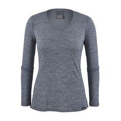 3cc28c0550 Women's Long-Sleeved Capilene® Cool Lightweight Shirt