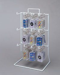 Key Chain Displays- Acrylic Chain Displays - http://www.mpdacrylicdisplays.com/key-chain-displays-acrylic-chain-displays/