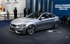 BMW M4 Spied at Nurburgring - BMW BLOG