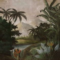 ananbô - papier peint panoramique-ananbô-Tana