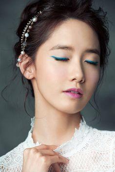 SNSD Yoona - Elle Magazine April Issue '15