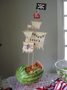 Watermelon Ship - Watermelon Ship Repinly Weddings Popular Pins