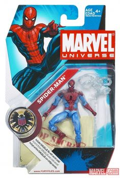 Perfect Spider-Man action figure #spiderman #actionfigure #figure #collectible #marvel