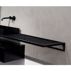 Painted sheet metal top black Moab 80 Industrial Line