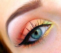 Summer look – Makeup Geek Idea Gallery - Love it! Going to try it on Monday.