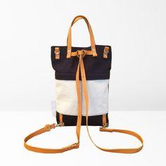 genreDenis Convertible Handbag / Shoulder Bag / Backpack - Chic and Basta