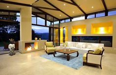 Sustainable living in a Costa Rican villa