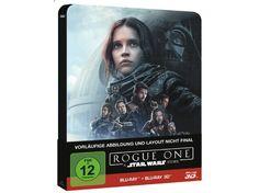 Rogue One; A Star Wars Story 2D/3D (Steelbook)