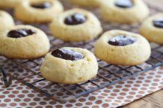 Thumbprint Cookies (Paleo, Primal, Grain Free, Gluten Free, Gaps)