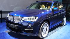 2016 BMW Alpina XD3 BiTurbo Switch-tronic 257kW  -  Exterior Walkaround