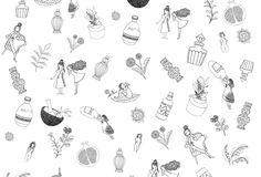 Sas and Yosh - Illustration for 'The Antidote' website. UK, 2015.