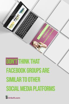 One mistake that admins do in their Facebook Groups is that they expect people to have common sense. #FacebookGroupTips #DrSoft