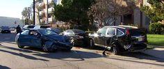 3 Injured in Tarzana DUI Crash. #DUI #DUIcharges #News