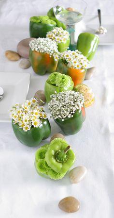 Florals♥ Centerpiece Ideas